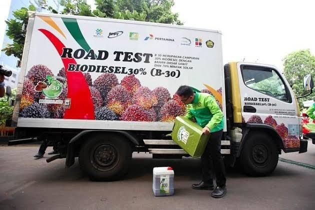 Pertamina juga menyiapkan produk pelumas khusus untuk kendaraan yang menggunakan biodiesel (B5 – B50) yaitu Meditran SX Bio 15W-40. (foto: istimewa)