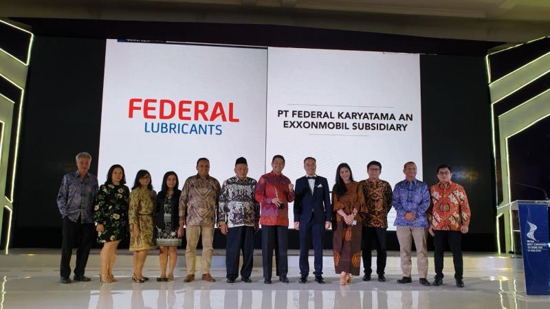 Terapkan Suasana Kerja Yang Humanis, Federal Karyatama Raih Penghargaan HR Asia Award 2019