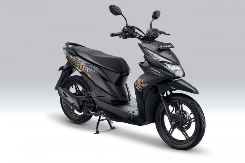 New Honda BeAT Street eSP ini dikenal irit, lincah dikendarai dan sudah dilengkapi dengan berbagai fitur terkini.