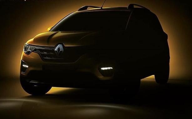 Sekilas, wajah Renault Triber punya kemiripan dengan SUV Renault Captur. (ist)