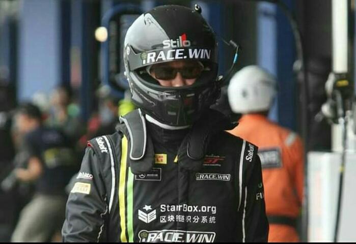 Setiawan Santoso mencoba peruntungan di sirkuit Suzuka, tahun lalu naik podium di ajang Ferrari Asia Challenge. (foto : Zulhafid Yusuf)