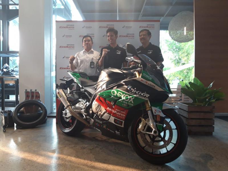 Ali Adriansyah Rusmiputro jadi penantang di Asian Superbike 1000cc