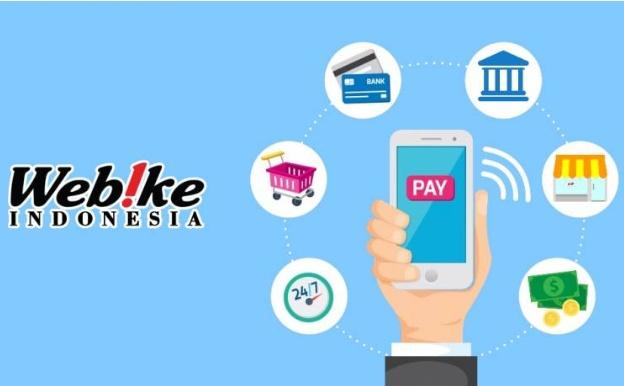 Webike Indonesia juga menyediakan metode pembayaran melalui gerai retail Alfamart.