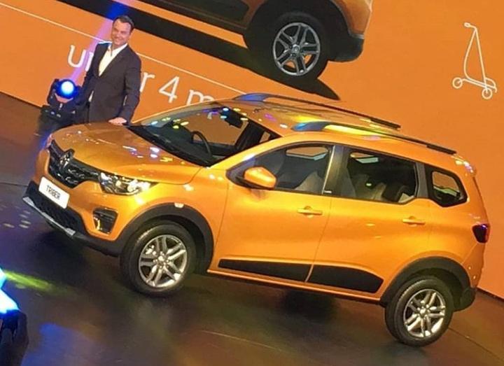 Menurutnya Renault Triber disusun, dikembangkan dan diproduksi di India karena untuk konsumen India dulu, sebelum dibawa untuk seluruh dunia. (carandbike)