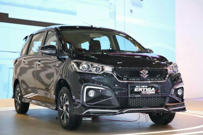 All New Ertiga dan New Carry Pick Up berkontribusi terhadap penjualan Suzuki pada Mei 2019