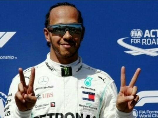 Lewis Hamilton tak terbentung dengan memenangi F1 Prancis di Paul Ricard, genapi 6 kali P1 musim ini.