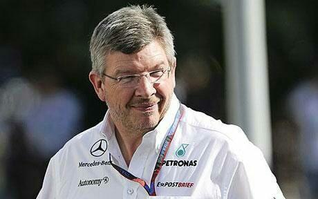 Ross Brawn (Formula One Management), tunggu masukan untuk semarakkan F1. (Foto: telegraph)