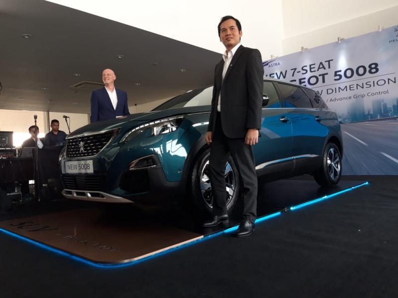 New Peugeot 5008 SUV resmi diluncurkan, harga Rp 820 juta