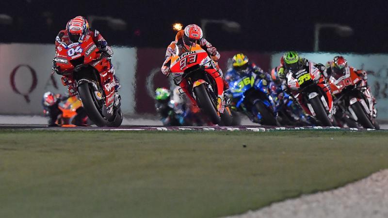 Persaingan sengit MotoGP 2019 sudah hadirkan 5 juara berbeda . (Foto: motogp)