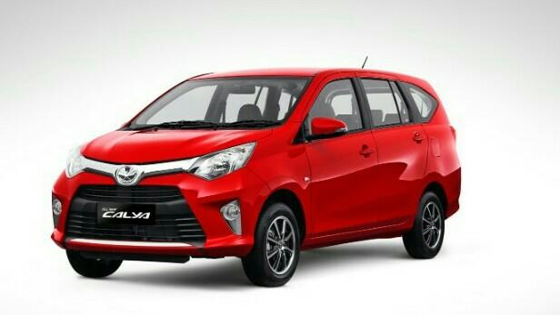Toyota Calya menyalip New Avanza pada Juni 2019