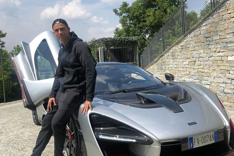 Geber Mobil Seharga Rp 17,7 Miliar, Cristiano Ronaldo Gegerkan Kota Lisbon