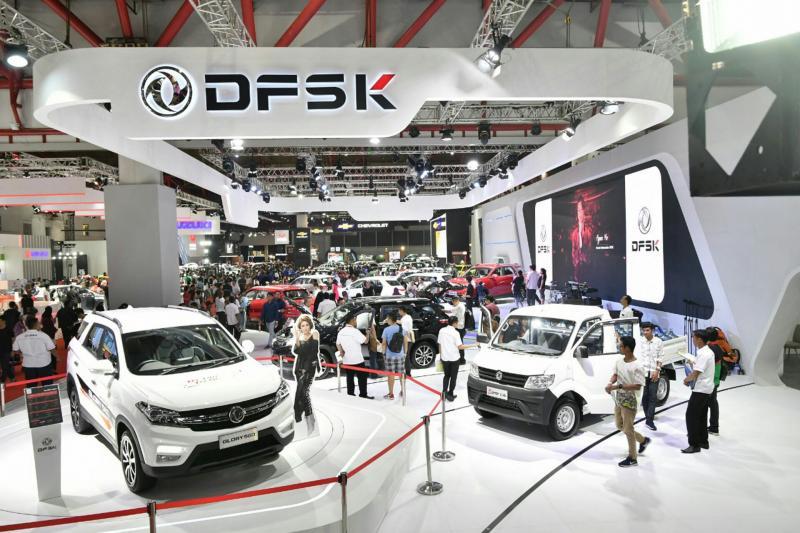 DFSK berkomitmen untuk terus menghadirkan produk terbaik yang sesuai dengan konsumen Indonesia (foto : dfsk)