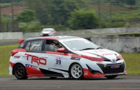 Haridarma Manoppo masih tak terbendung di kejurnas ITCR Max ISSOM 2019 round 2