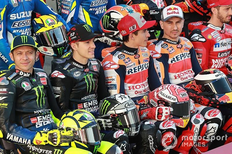 Pembalap MotoGP 2019, sisakan rivalitas sengit di kubu Yamaha dan Ducati. (Foto: motorsport)