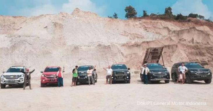Kegiatan bakti sosial yang diselenggarakan oleh pecinta Chevrolet ini juga disambut baik oleh Chevrolet Indonesia.(dok. General Motors Indonesia)