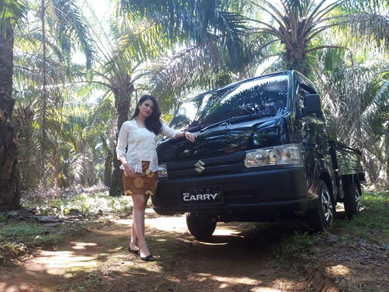 Suzuki New Carry Pick Up catat penjualan mengagumkan di Banjarmasin dan Kalsel