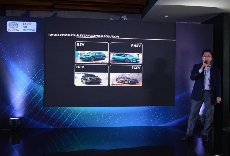 Melalui berbagai special exhibit yang di tampilkan, Toyota berharap masyarakat akan semakin mengenal teknologi elektrifikasi dan manfaatnya. (anto).