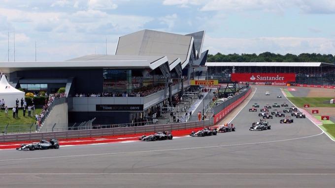 Sirkuit Silverstone Inggris perpanjang kontrak sebagai tuan rumah F1 hingga musim 2024 (ist)
