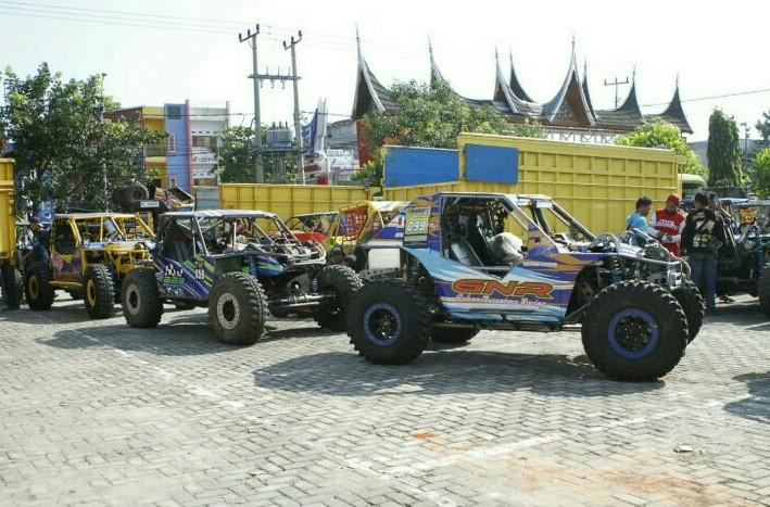Kejuaraan offroad IOF yang kembali digelar di Bengkulu