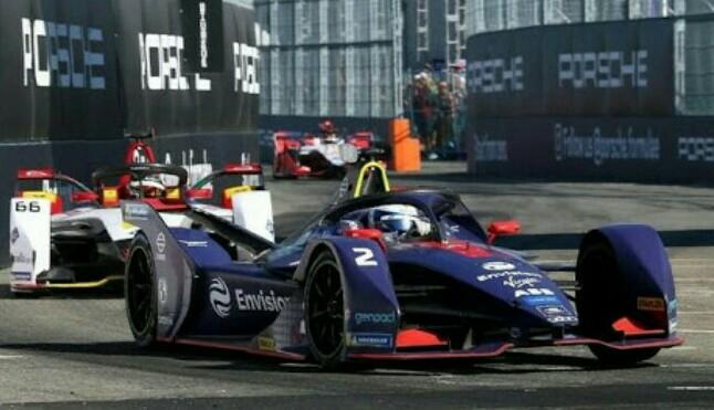 Balap mobil Formula E saat ini tengah naik daun karena bisa dihelat di tengah kota dan bermesin listrik