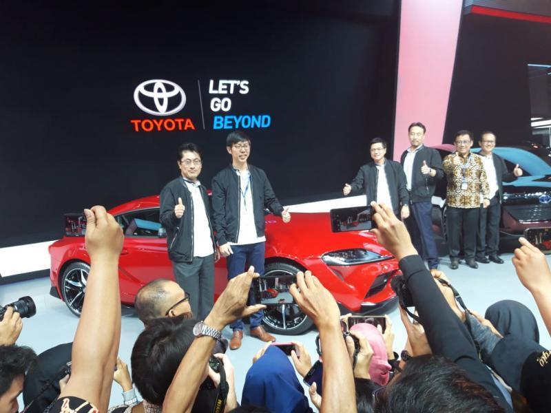 Di GIIAS 2019, Toyota perkenalkan beragam model andalan di segmen yang berbeda-beda