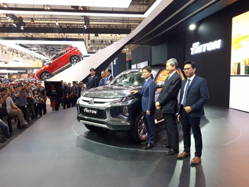 Mitsubishi hadirkan beberapa model baru dengan teknologi canggih di GIIAS 2019