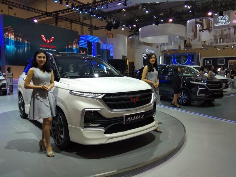 Kehadiran varian terbaru Wuling Almaz ini merupakan langkah awal Wuling Motors untuk mewujudkan Accelerate Technology dalam sebuah kendaraan yang berteknologi cerdas, terintegrasi dan terhubung. (anto).
