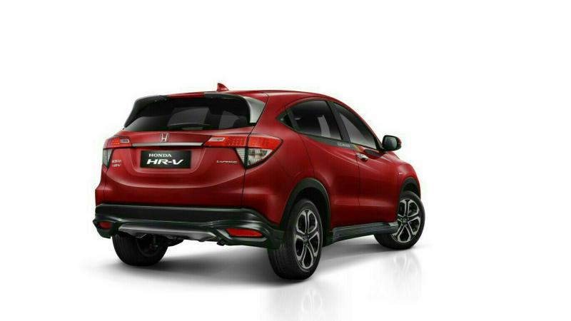 New Honda HR-V dilengkapi aksesoris desain Mugen