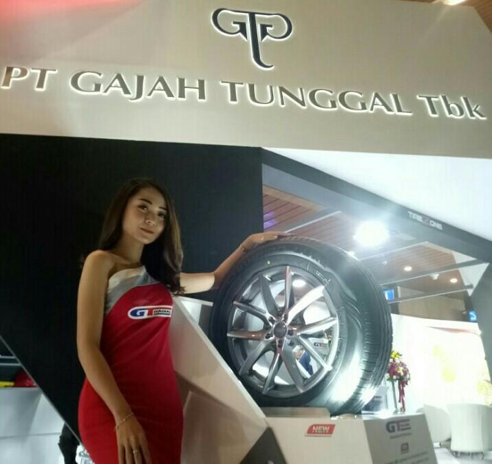 Champiro LUXE, ban baru GT Radial segmen premium diluncurkan di GIIAS 2019. (foto : bs)
