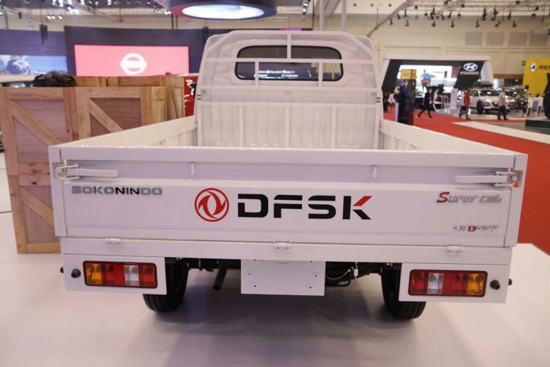 DFSK Super Cab cocok untuk angkutan barang di perkotaan dan pedesaan