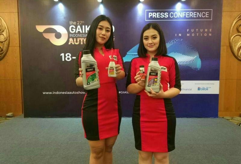 Pelumas produksi PT Autochem Industy diluncurkan di GIIAS 2019