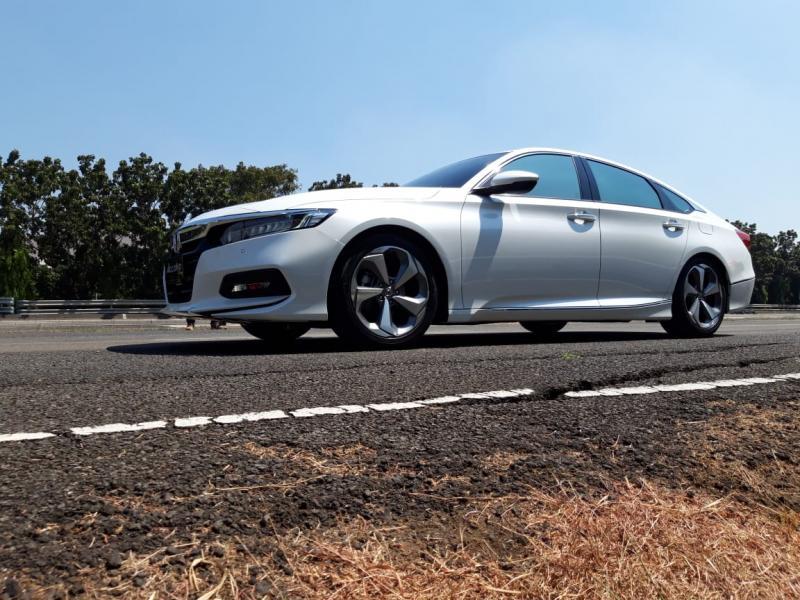 All New Accord dilengkapi fitur keamanan canggih Honda Sensing
