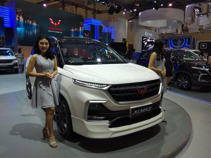 Diharapkan modifikasi Wuling Almaz ini menjadi inspirasi calon konsumen dan pemilik Almaz untuk lebih mempercantik kendaraannya. (anto)