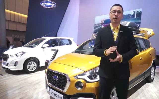 Christian, Dalam kesempatan ini Datsun Indonesia juga ingin mengajak para pengunjung untuk dapat menikmati spirit dari Datsun yang disebut Be A Life Achiever melalui berbagai macam kegiatan dan keseruan yang ada di booth Datsun. (anto)