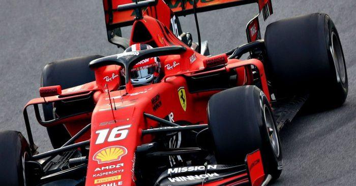 Charles Leclrec (Ferrari), sementara tercepat di Hockenheim dan layak jadi daya tarik tersendiri. (Foto: planetF1)
