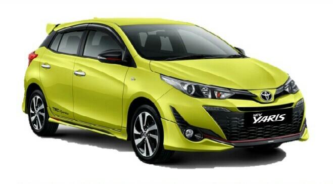 Toyota Yaris, hadir untuk yang berjiwa muda