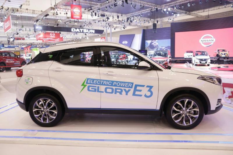 DFSK respon positif regulasi mobil listrik yang akan dikeluarkan pemerintah