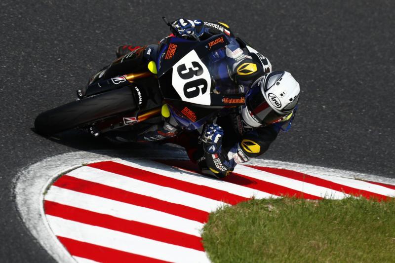 Aksi M Faerozi memukau di Suzuka 4 Hours dengan merebut pole position