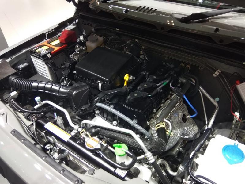 Seluruh spesifikasi ini didukung oleh mode berkendara four-wheel drive yang dilengkapi dengan fitur All Grip Pro 4WD yang menawarkan kemampuan off road yang tinggi. (anto)