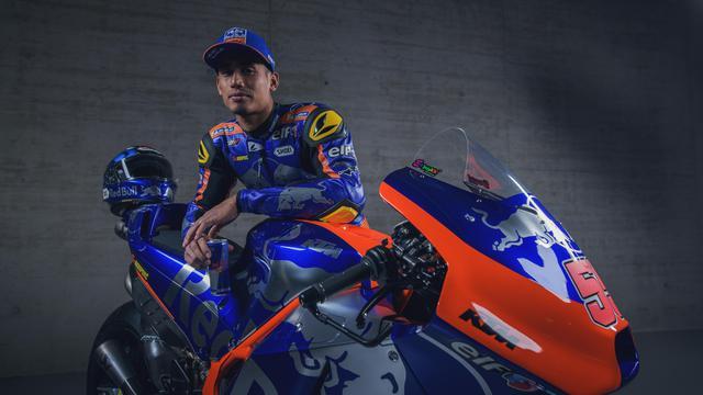 Rider MotoGP asal Malaysia, Hafiz Syahrin (ist)