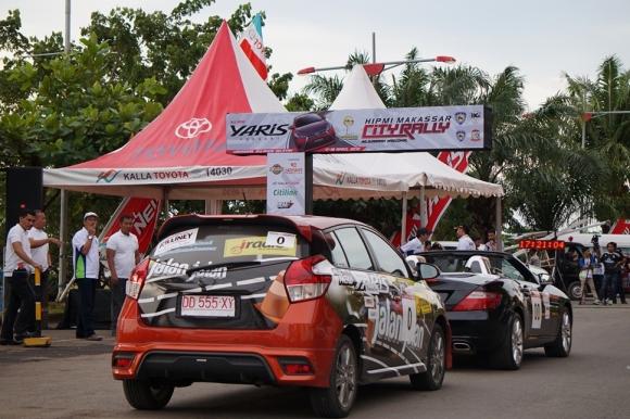 Salah satu event Time Rally Indonesia yang sudah lama tak ada di wilayah Jakarta. (Foto: ist)