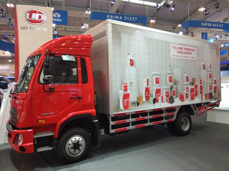 Dua Keunggulannya ini menjadikan Kuzer memiliki volume box paling besar dibanding truk merek lain di kelasnya. (anto).
