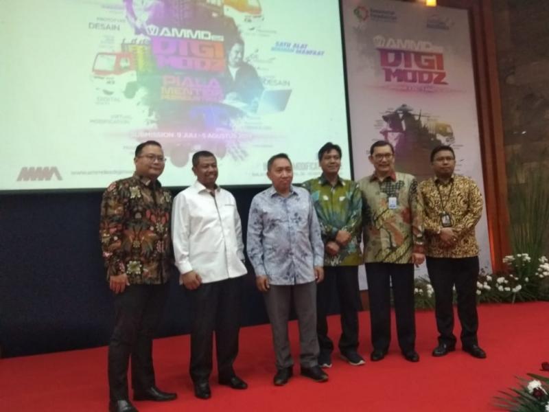 Kehadiran kompetisi ini juga merupakan lanjutan dari keikutsertaan AMMDes dalam IMX 2018 lalu sebagai event modifikasi pertama di Indonesia yang digagas NMAA. (foto: ist)