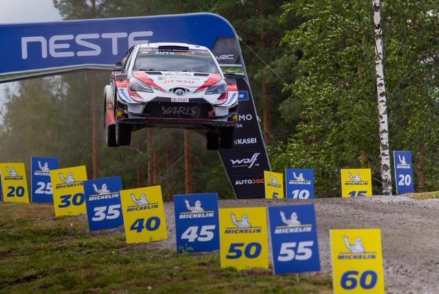 TTI sapu bersih podium Sentul, di hari yang sama Toyota Yaris WRC kembali merajai WRC 2019 seri Finlandia