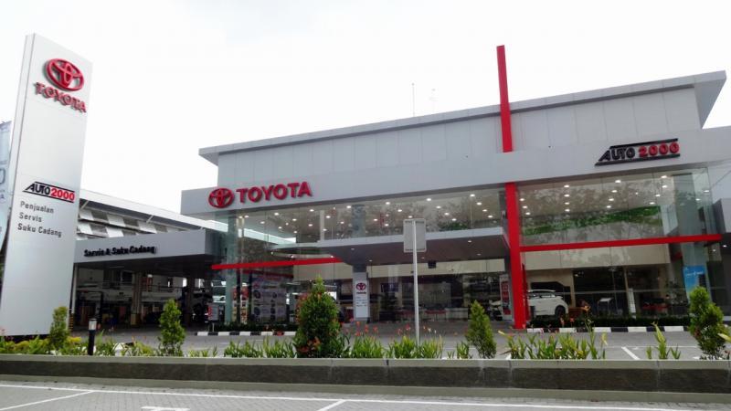 Yuk, segera berkunjung ke dealer Toyota Auto2000 terdekat. (dok. Auto2000)