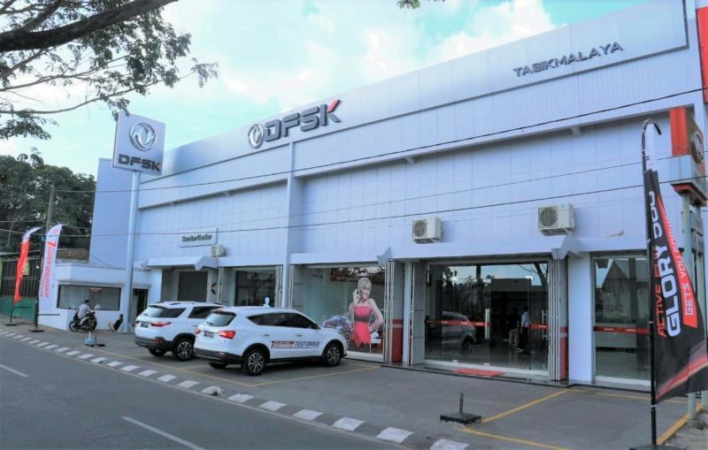 Dealer DFSK Tasikmalaya dilengkapi fasilitas 3S untuk memanjakan konsumen