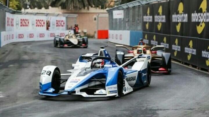 Balap mobil Formula E, benarkah akan digelar di Jakarta?