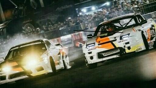 Mobil yang akan berlomba di ISSOM Festival Motorsport Night Race 2019 wajib mematuhi regulasi terkait lampu. (foto : abm)
