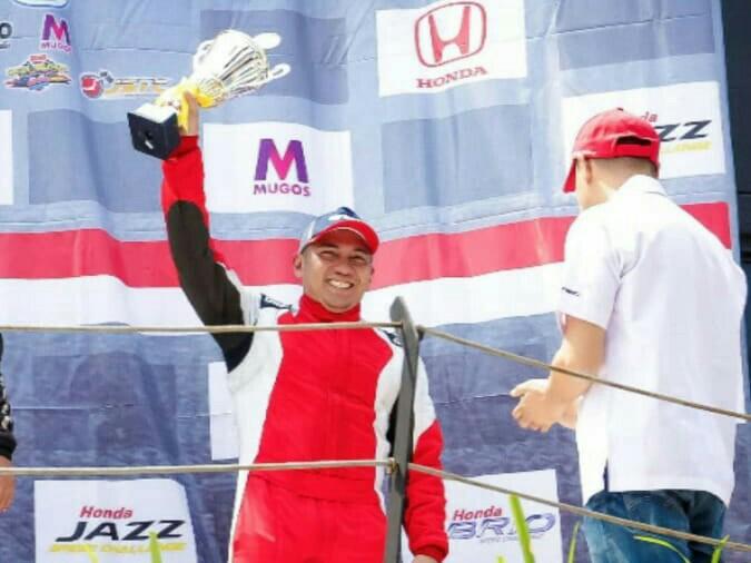 Fino Saksono targetkan bisa podium HJSC & ITCR 1500 pada sisa seri ISSOM 2019
