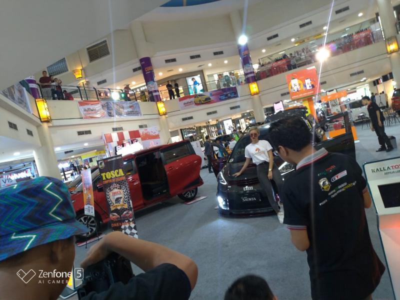 Sienta Fun Day 2019 di Mal Panakukang, Makassar